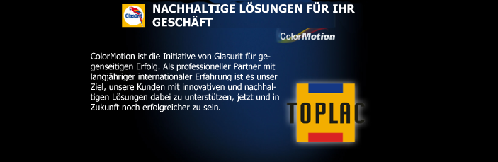 ColorMotion Stammtisch bei Toplac