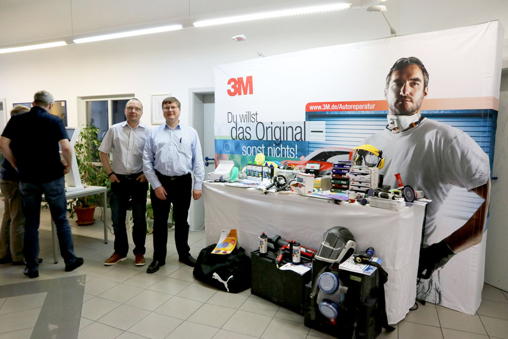 3M-Stand